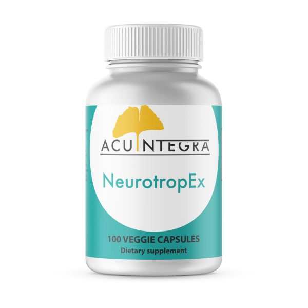 AcuIntegra NeurotropEx™ cognitive support coffee berry scutellaria baicalensis dietary supplement