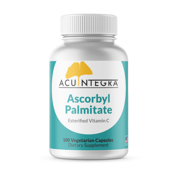 Ascorbyl Palmitate - Fat-soluble (esterified) vitamin C