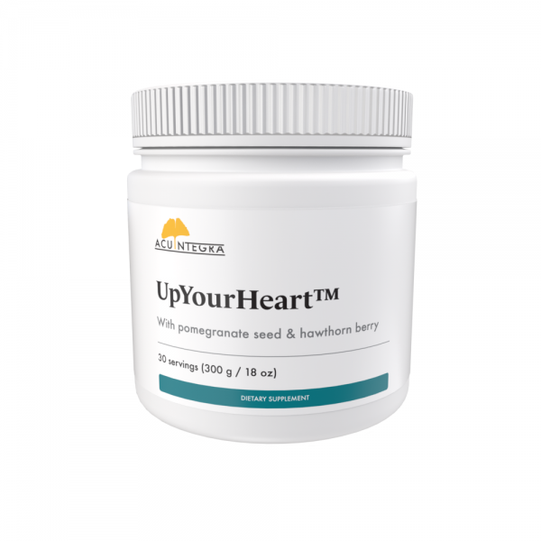 UpYourHeart™ - with pomegranate and hawthorn berry